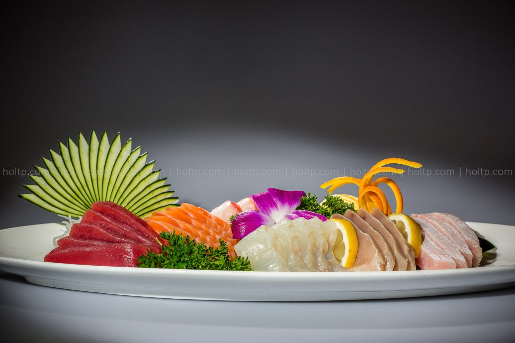 Food Photography Sushi